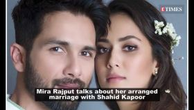 Mira Rajput opens up on her arranged marriage with Shahid Kapoor