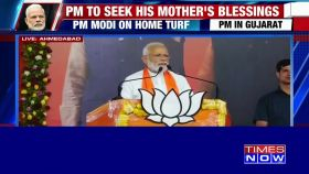 Modi addresses BJP cadre in home state of Gujarat
