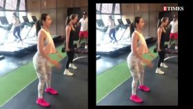 Monday motivation! Malaika Arora's 'Suryanamaskar' video will soothe you instantly!