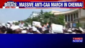 Muslim bodies defy Madras HC order, hold anti-CAA agitation in Chennai