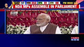 NDA elects Modi as its leader, nominated name for Prime Minister