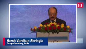 Nepal fundamental to India's neighbourhood-first policy; both nations on the same page: FS Shringla