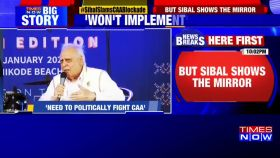 No state can deny CAA implementation: Kapil Sibal