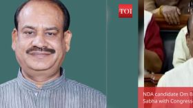 Om Birla: BJP's Rajasthan MP is set to become Speaker of 17th Lok Sabha today