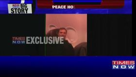 On cam: Rahul Gandhi, other Opposition leaders onboard flight to Srinagar