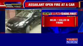 One person shot dead by unknown bike borne assailants in North East Delhi