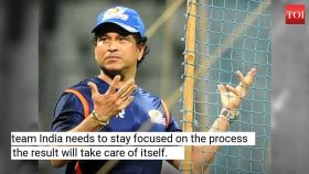 Pace yourself cleverly: Sachin Tendulkar's advice for India's World Cup team