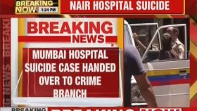 Payal Tadvi suicide case handed over to Crime Branch, accused still in custody