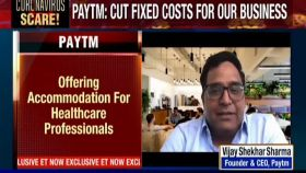 Paytm founder Vijay Shekhar Sharma shares tips on braving the Coronavirus impact on business