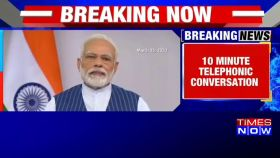 PM calls up West Bengal CM Mamata Banerjee, praises govt's role in fighting Covid-19