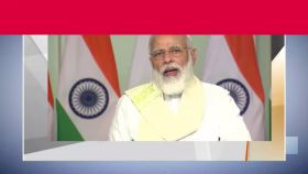 PM Modi inaugurates first ever submarine optical fibre cable project for Andaman & Nicobar Islands