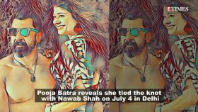 Pooja Batra reveals that she tied the knot with Nawab Shah in Delhi; Swara Bhasker gets trolled yet again, and more...