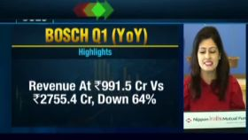 Q1 of FY21 has been a washout for industry, for automotives and for Bosch: Soumitra Bhattacharya