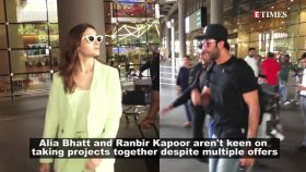 Ranbir Kapoor and Alia Bhatt reject offers of working together. Here's why!