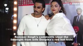 Ranveer Singh's comments on this pic of Deepika Padukone are winning hearts; Janhvi Kapoor digs into Dal Makhni in Chandigarh, and more…