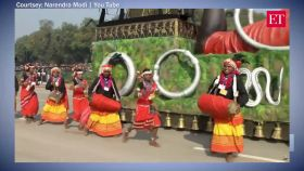 Republic Day 2020: India displays its cultural diversity through various tableaux