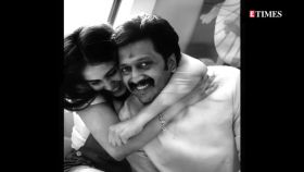 Riteish Deshmukh reveals the secret to his happy married life with wife Genelia D'Souza