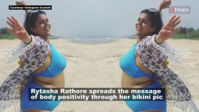 Rytasha Rathore's bikini photograph is all about body positivity, actress flaunts her 'rolls and belly fat' like a queen