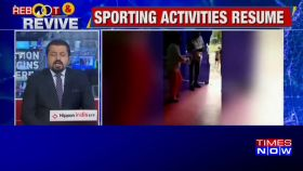 SAI resumes sports activities in Delhi's JLN and National stadiums