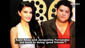 Sajid Khan and Jacqueline Fernandez rekindle their friendship after alleged break-up?