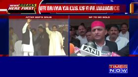Samajwadi Party prepares to go solo in 2022 UP elections