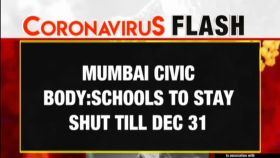 Schools in Mumbai to remain shut till December 31: BMC