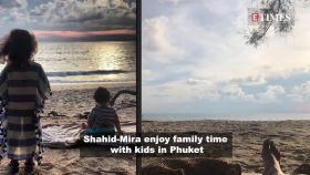 Shahid Kapoor-Mira Rajput on a dreamy family vacation; B-Town celebs receive personalised 'thank you' message from PM Modi, and more…