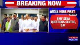 Shiv Sena slams BJP, questions absence of Amit Shah during Delhi violence