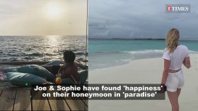 Sophie Turner and Joe Jonas' Maldivian honeymoon pictures are all about love and adventure!