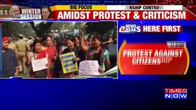Student unions call for 50-hr strike against CAB in Manipur, Arunachal Pradesh