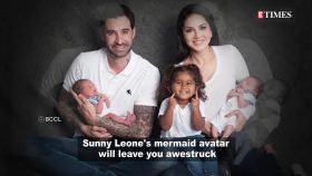 Sunny Leone looks gorgeous as mermaid; Malaika Arora shares sizzling pics from Maldives, beau Arjun Kapoor drops funny comment, and more…