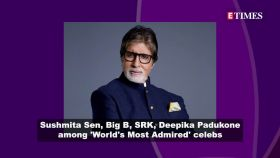Sushmita Sen, Amitabh Bachchan, Shah Rukh Khan, Salman Khan, Deepika Padukone and Priyanka Chopra among 'World's Most Admired 2019'