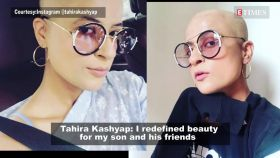 Tahira Kashyap: My son didn't wanted me to meet his friends after going bald