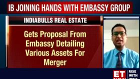 Targeting to stitch up merger of real estate assets with Indiabulls by August 15: Embassy Group