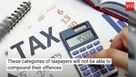 Tax defaulters can't escape prosecution by just paying a stiff fine