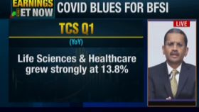 TCS Q1 earnings: Net profit falls 13.8% YoY to Rs 7,008 cr