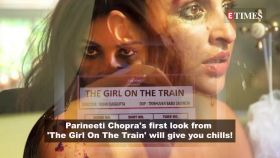 The Girl On The Train: Bloodied and bruised Parineeti Chopra's first look will give you chills!