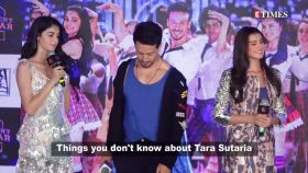 Things you don't know about Tara Sutaria