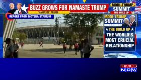 Trump India visit: Buzz grows for 'Namaste Trump'