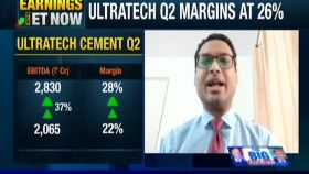 UltraTech Cement Q2 results: Net profit jumps over two-fold to Rs 1,235 cr, beats Street estimates