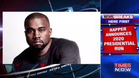 US election 2020: Kanye West announces he's running for president