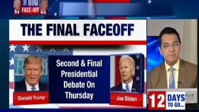 US elections 2020: Trump, Biden to square off in final debate today with 'mute button' in play