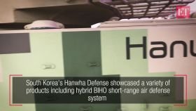 Watch: Collaborations planned by South Korean Hanwha Defense for Indian armed forces