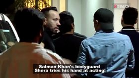 Watch: Salman Khan's bodyguard Shera's comic timing will leave you in splits!