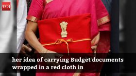 We are not a suitcase-carrying govt: Nirmala Sitharaman, finance minister