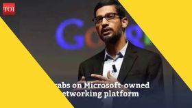Why LinkedIn users applied for Sundar Pichai's job