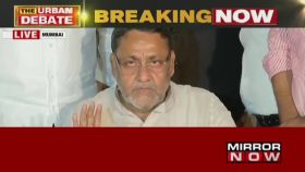 Will hold discussion with Congress on govt formation in Maharashtra: Nawab Malik