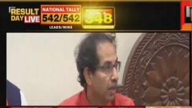 2019 Lok sabha results: Shiv Sena chief thanks public for mandate