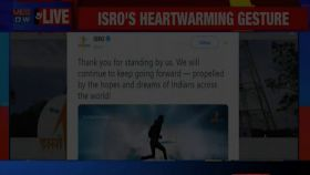 Chandrayaan-2: Isro thanks Indians for support