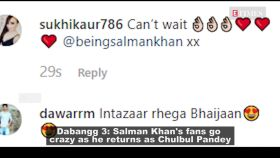 Dabangg 3: Salman Khan returns as Chulbul Pandey, fans go crazy
